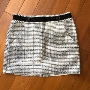 The Limited tweed skirt